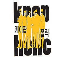 KPOP K-POP HOLIC Photographic Print