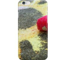 Chalk iPhone Case/Skin