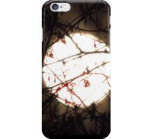 Super Moon iPhone Case/Skin