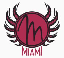 Miami Wings Logo by Style-O-Mat