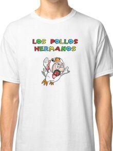 Los Pollos Super Mario Style Classic T-Shirt