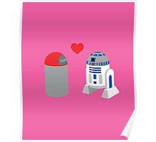 R4 + R2 Forever Poster