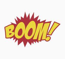 Boom! II One Piece - Short Sleeve