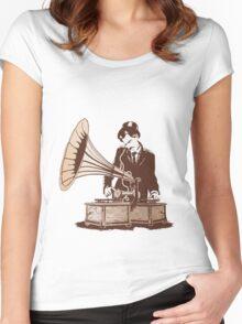 Retro Jam Women's Fitted Scoop T-Shirt