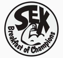 Breakfast of Champions by geawje
