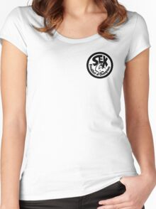 Brunch of Champions Women's Fitted Scoop T-Shirt