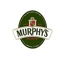 Murphy's Law Photographic Print