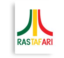 Rasta-Atari Canvas Print