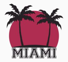 Miami Beach Palms Design by Style-O-Mat