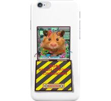 Hampster Power iPhone Case/Skin