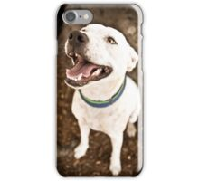 Staffy Under Tree *PROCEEDS TO CHARITY* iPhone Case/Skin