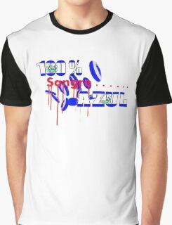 El Salvador sangre azul Graphic T-Shirt