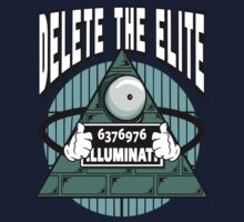 Delete The Elite - Anti New World Order by mlike1