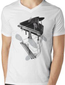 CLASSIC Mens V-Neck T-Shirt