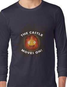 The Castle moves on! Long Sleeve T-Shirt