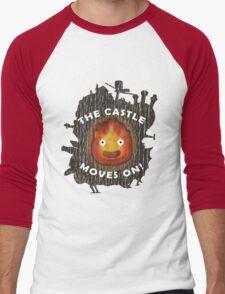 The Castle moves on! Men's Baseball ¾ T-Shirt
