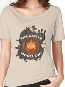 The Castle moves on! Women's Relaxed Fit T-Shirt
