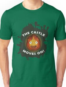 The Castle moves on! Unisex T-Shirt