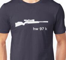 Hw 97 k Airgun T-shirt Unisex T-Shirt