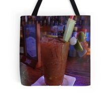 Now that's a Bloody Mary Tote Bag