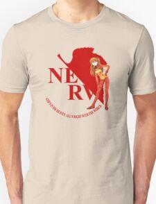 Asuka - Nerv - Neon Genesis Evangelion T-Shirt