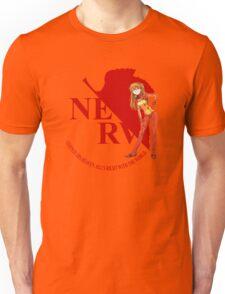 Asuka - Nerv - Neon Genesis Evangelion Unisex T-Shirt