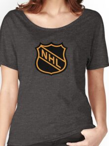 National Hockey League (NHL) Women's Relaxed Fit T-Shirt