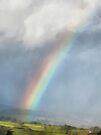 Rainbow Nation (RIP Nelson Mandela  1918-2013) by buttonpresser