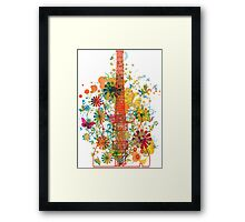 Gold_Experience Framed Print