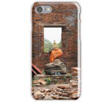 Rubble Buddha iPhone Case/Skin
