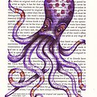 Octopus Page by Heather Munro