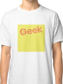 Geek Maze Classic T-Shirt