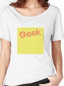 Geek Maze Women's Relaxed Fit T-Shirt