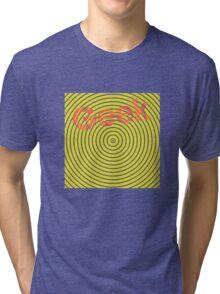 Geek Maze Tri-blend T-Shirt
