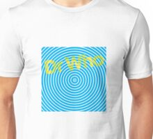 Dr Who Maze Unisex T-Shirt