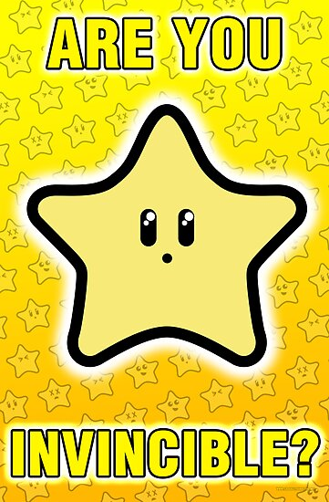 Star Power Poster by GeekGamer