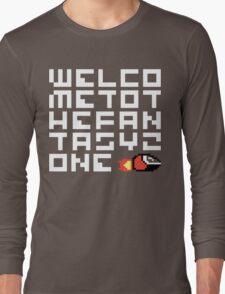WELCO METOT HEFAN TASYZ ONE Long Sleeve T-Shirt