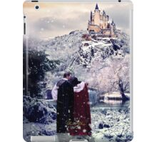 Outlaw Queen - Chrismas In Camelot iPad Case/Skin