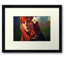 Brightness Framed Print