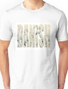 Danish blue cheese Unisex T-Shirt