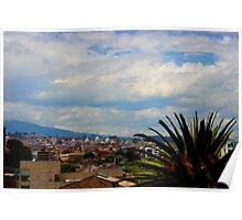 Magnificent Cuenca Is A World Heritage Site Poster