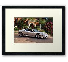 F430 Ferrari Stradale Framed Print