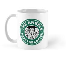 The Angels Have the Coffee (variant) Mug