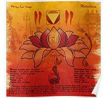 Mooladhara Chakra Poster