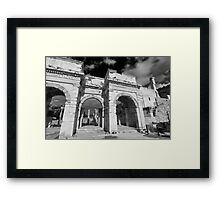 Ephesus Framed Print