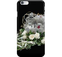 Wedding Bears iPhone Case/Skin