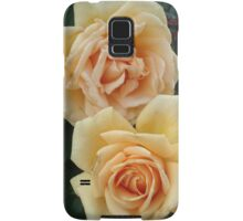 Yellow Roses Samsung Galaxy Case/Skin