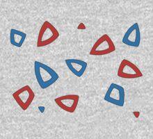 Togepi pattern One Piece - Short Sleeve