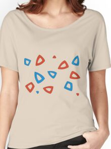 Togepi pattern Women's Relaxed Fit T-Shirt