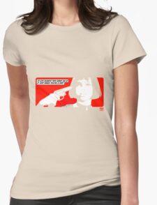 Mathilda Womens Fitted T-Shirt